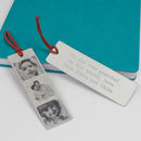 Personalised Family Photos Bookmark