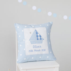 Personalised New Baby Boy Gift - decorative accessories