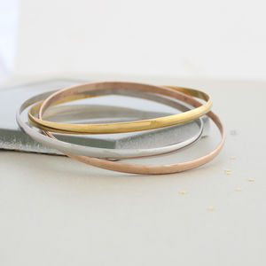 Eternity Russian Ring Bangle - gifts for her