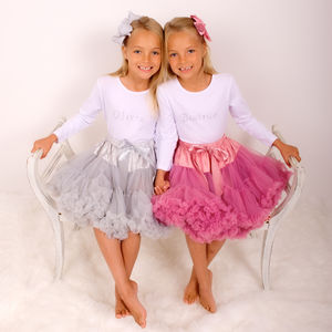 Pettiskirt Tutu Various Colours - personalised gifts