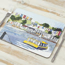 Bristol Harbourside View Placemat