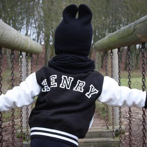 Personalised Varsity Jacket - children's coats & jackets