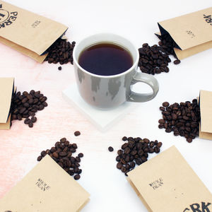 Deluxe Artisan Coffee Sample Pack - gifts for him