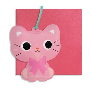 Cat Inflatable Card