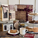 Yorkshire Afternoon Tea Hamper Box