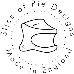 Slice of Pie Designs Logo