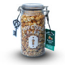 Butterly Nuts Gourmet Popcorn Gifting Jar