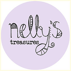 nelly's treasures logo