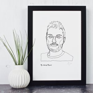 Continuous Line Portraits - people & portraits