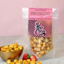 Prosecco And Strawberry Gourmet Caramel Popcorn
