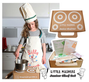 Junior Master Chef / Kids Cooking Set - kitchen accessories
