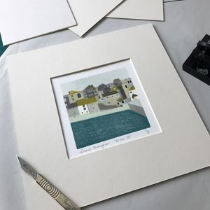 St Ives Three Limited Edition Print