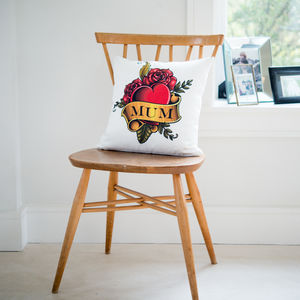 Rebel Mum Cushion