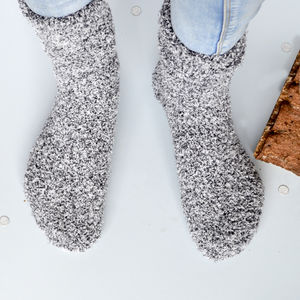 Super Soft Men's Slipper Socks