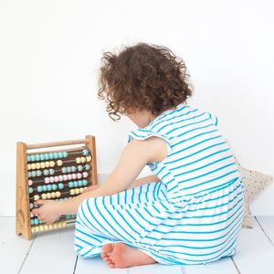 Mini Bloom Personalised Abacus - gifts for children