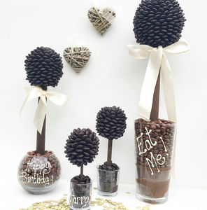 Personalised Minstrel Chocolate Sweet Tree