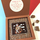 3D Animated Magic Pilot Chocolate Gift
