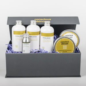 Japanese Bathing Ceremony Gift Set - skin care