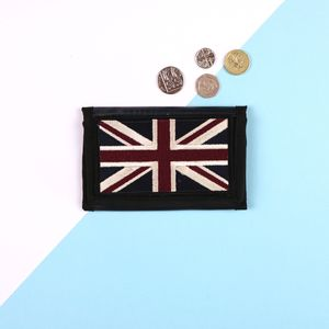 Customised Tarpaulin Wallet - men's accessories
