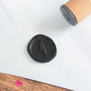 Raven Wax Seal Stamp - wax seals