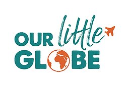 Our Little Globe Logo, a subscription box for kids,
