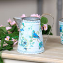 Oiseau Bleu Country Bird Jug
