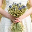 Lavender Wheat Sheaf