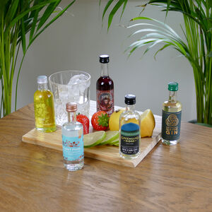 The Five Sipping Gins Tasting Gift Set