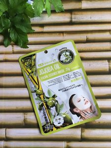 Jojoba Oil Sheet Face Mask - skin care