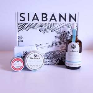 Siabann Box Of Indulgent Loveliness - bath & body