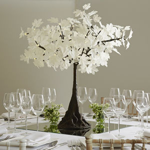 Mini LED Maple Tree - outdoor decorations