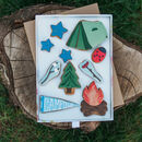 Camping Biscuit Gift Set