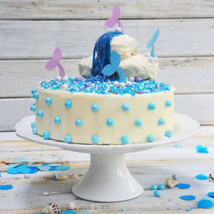 Mermaid Magic Birthday Cake Kit