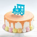 Personalised Train Cake Topper