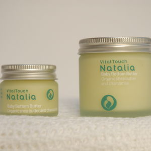 Baby Bottom Butter With Calendula For Sensitive Skin