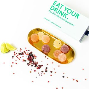 The Gin Obsessed Selection: Alcoholic Cocktail Gummies - our favourite gin gifts