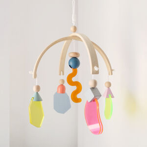 Colourful Stylish Baby Mobile