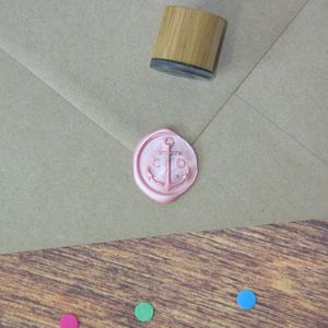 Personalised Anchor Wax Seal Stamp