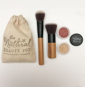 Fair Skin Mineral Makeup Gift Set - what's new