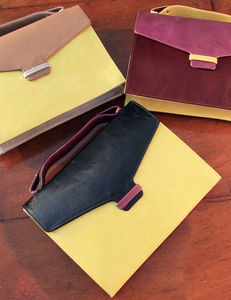The Fitzrovia Clutch Bag - view all new
