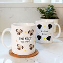 Personalised 'Best Dog Dad' / Mum Mug