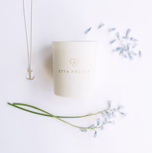 Bluebell Jewellery Candle