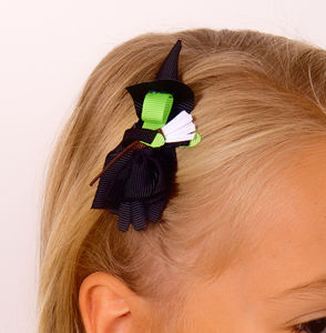 Wicked Witch Hairbow - jewellery & accessories