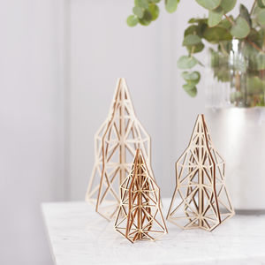Geometric Decorative Tree