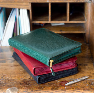 Classic Leather Writing Case - desk accessories