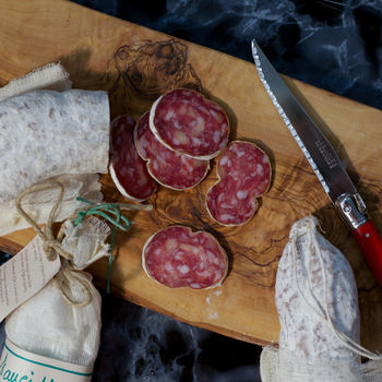 Luxury Saucisson Trio Set