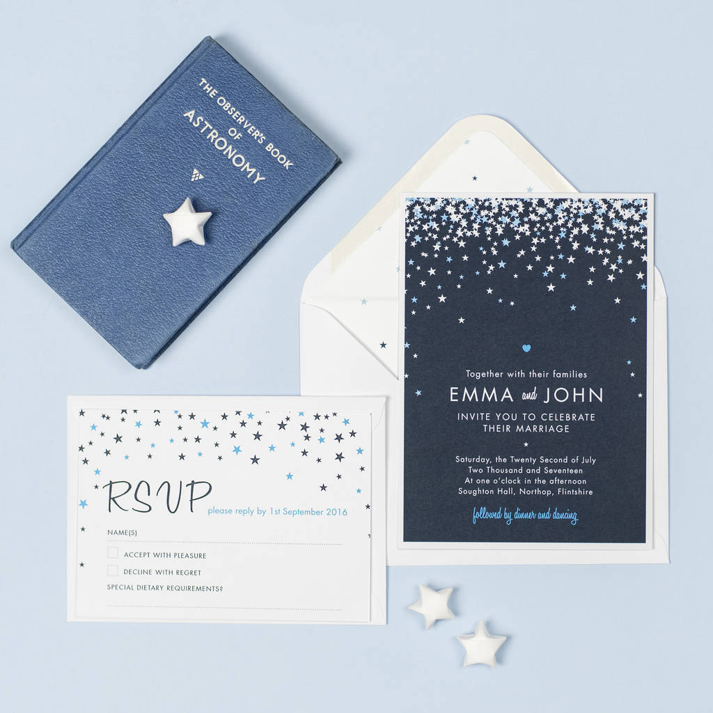 not on the high street winter wedding invitations%0A Bella Wedding Invitation