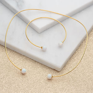 Opal Jewellery Set - jewellery sets