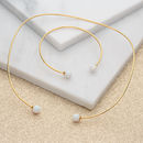 Gold And Opal Jewellery Set