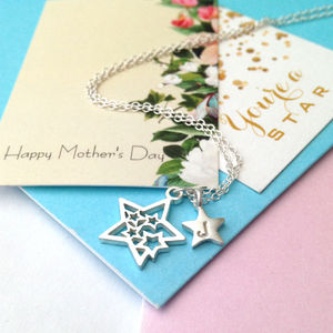 You Are A Star Necklace - thank you gifts